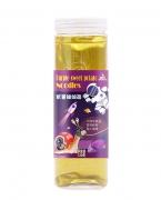 蜗蜗散步鲜榨多彩细细面(紫薯味)