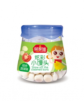 炫彩小馒头综合蔬菜味(98g)