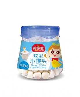 炫彩小馒头原味(98g)