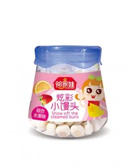 炫彩小馒头羊奶味(98g)