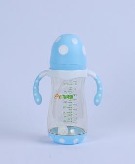 PPSU蘑菇头奶瓶300ml