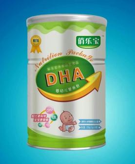 DHA婴幼儿营养包