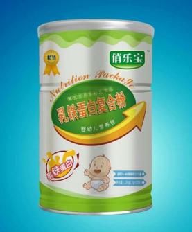 铁+VC婴幼儿营养包