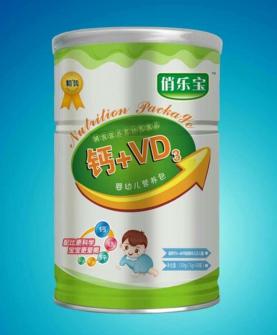 钙+VD3婴幼儿营养包