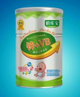 锌+VB婴幼儿营养包