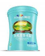 美臣钙铁锌有机营养米粉