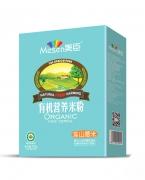 美臣淮山薏米有机营养米粉盒装