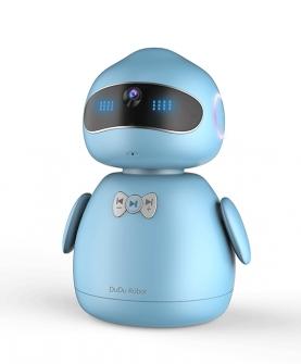儿童情感教育机器人 蓝