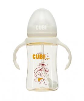 经典系列PPSU纯洁白奶瓶210ML