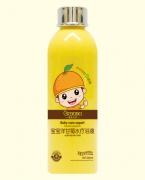橙色贝贝洋甘菊水疗浴液