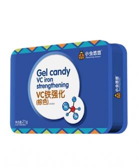 VC铁强化(棕色)凝胶糖果