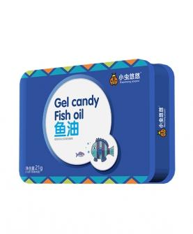 鱼油凝胶糖果