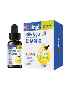 DHA藻油蓝莓汁