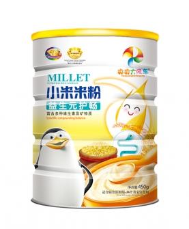 益生元护畅小米米粉