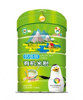 钙铁锌有机米粉