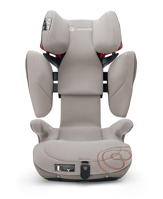 嘛哩屋儿童安全汽车座椅