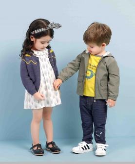 婴幼儿服饰系列