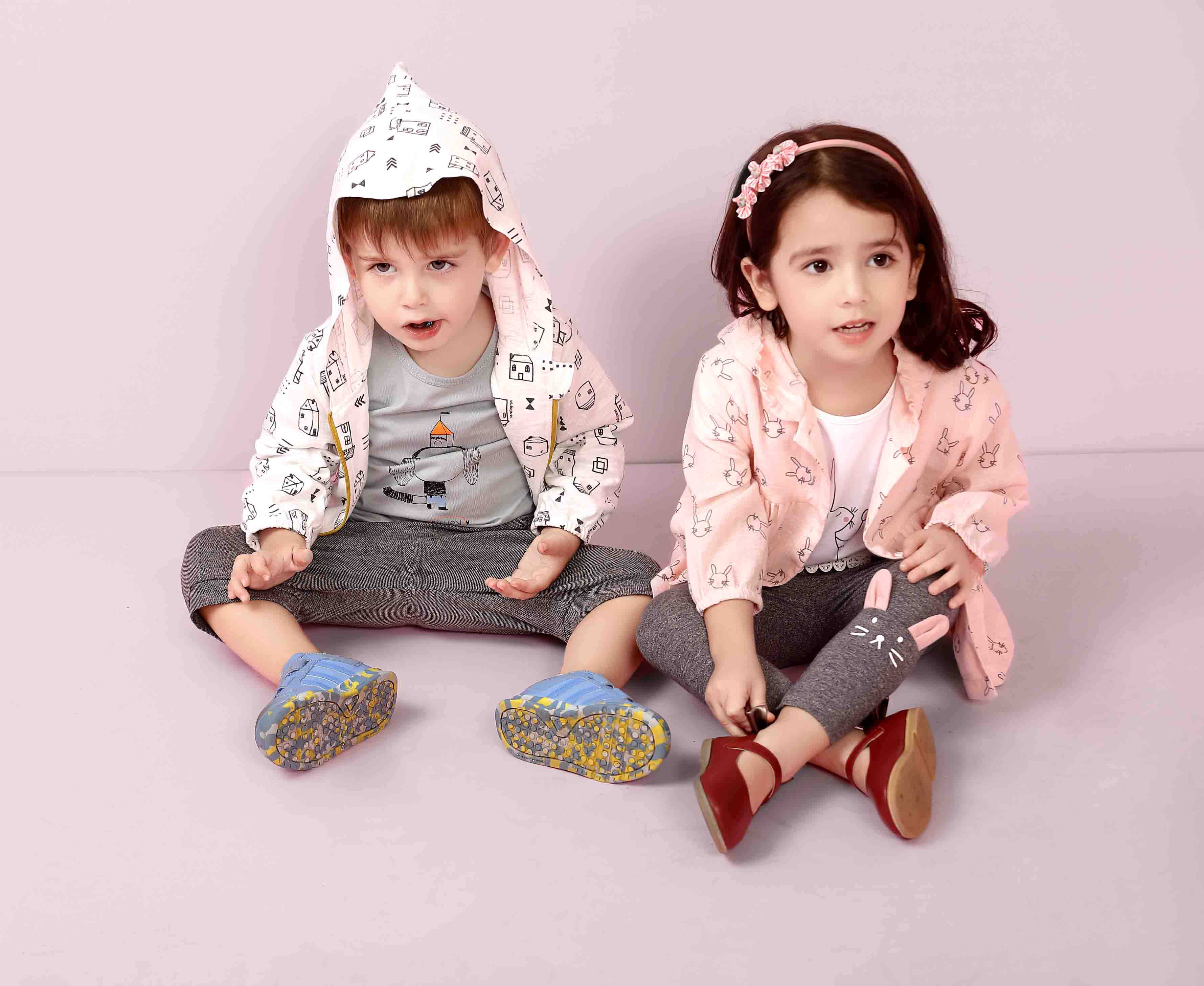 圣町顿sendington婴童服装品牌招商
