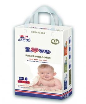 高级卫生护理婴儿拉拉裤XXL40