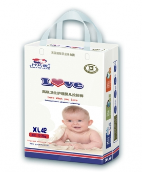高级卫生护理婴儿拉拉裤XL42