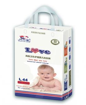 高级卫生护理婴儿拉拉裤L44