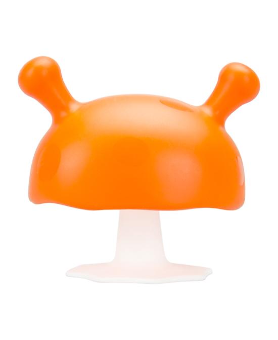 妈贝乐小蘑菇安抚牙胶