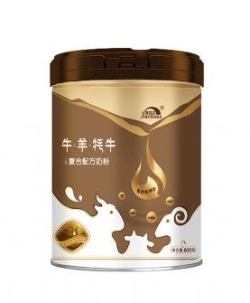 复合配方奶粉