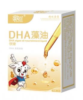 DHA藻油饮液
