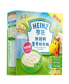 高鐵營養米粉強化鐵鋅鈣400g