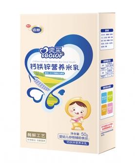 钙铁锌营养米乳50g