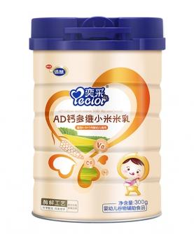 AD钙多维小米米乳