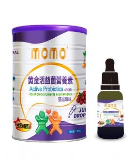 黃金活益菌營養素