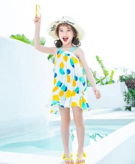 新款童装裙装