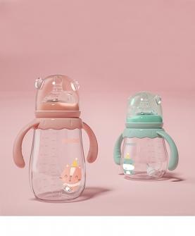 玻璃奶瓶新生婴儿