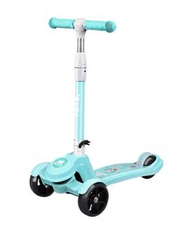儿童滑板车宽轮3轮溜溜车