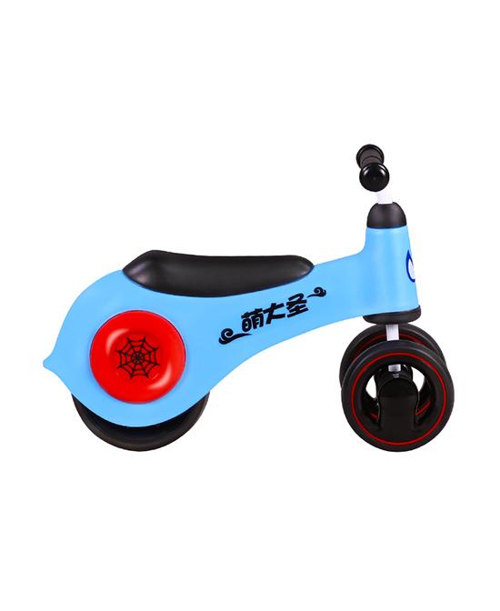 萌大圣儿童电动汽车可坐人遥控充电