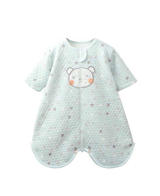 呼西贝婴儿睡袋宝宝防踢被