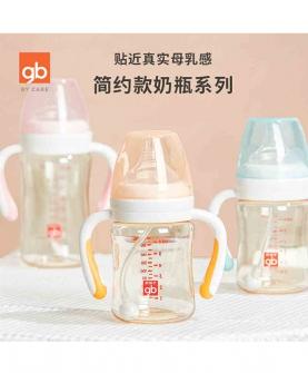 婴儿奶瓶ppsu耐摔