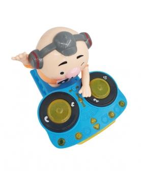 抖音同款猪小屁DJ吧台