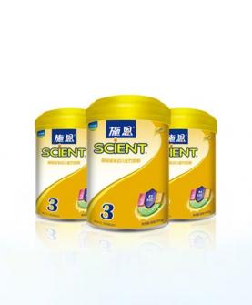 超级精装系列幼儿配方奶粉3段