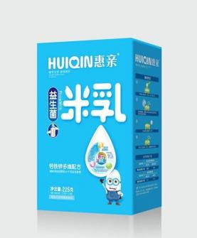 钙铁锌多维配方益生菌米乳