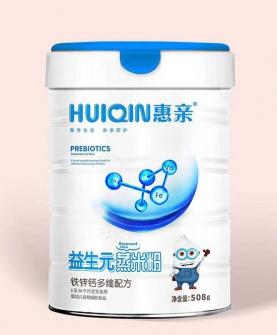 铁锌钙多维配方益生元蒸米粉