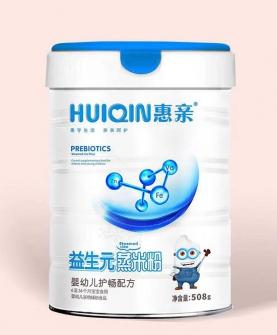 婴幼儿护畅配方益生元蒸米粉