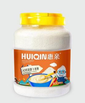 AD钙胡萝卜米粉