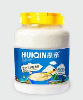 婴幼儿护畅米粉
