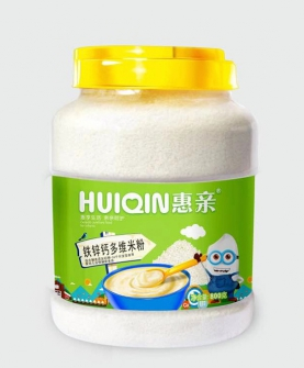 铁锌钙多维米粉