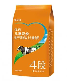新段粉优巧4段婴儿奶粉