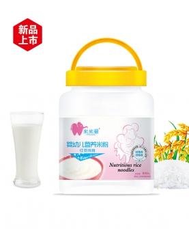 红枣核桃婴幼儿营养米粉