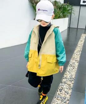 儿童新款秋装外套