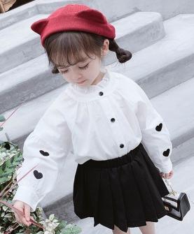 儿童新款秋装衬衫